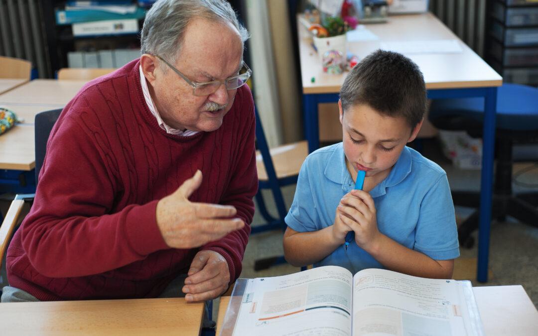 L'école des grands-parents Jeudi