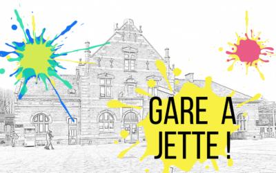 Bruxelles en vacances 2021: Gare à Jette!